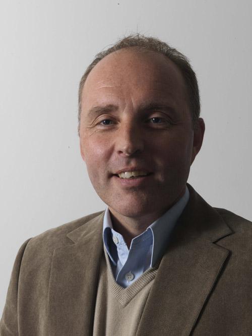Hasselblad UK Managing Director Chris Russell-Fish