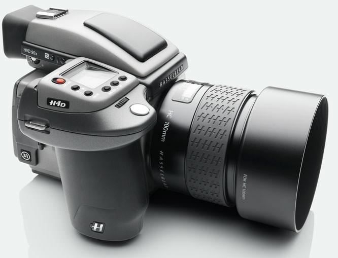 Hasselblad H4D-31 Medium-Format Digital Camera