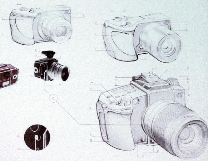 Hasselblad Design Studies