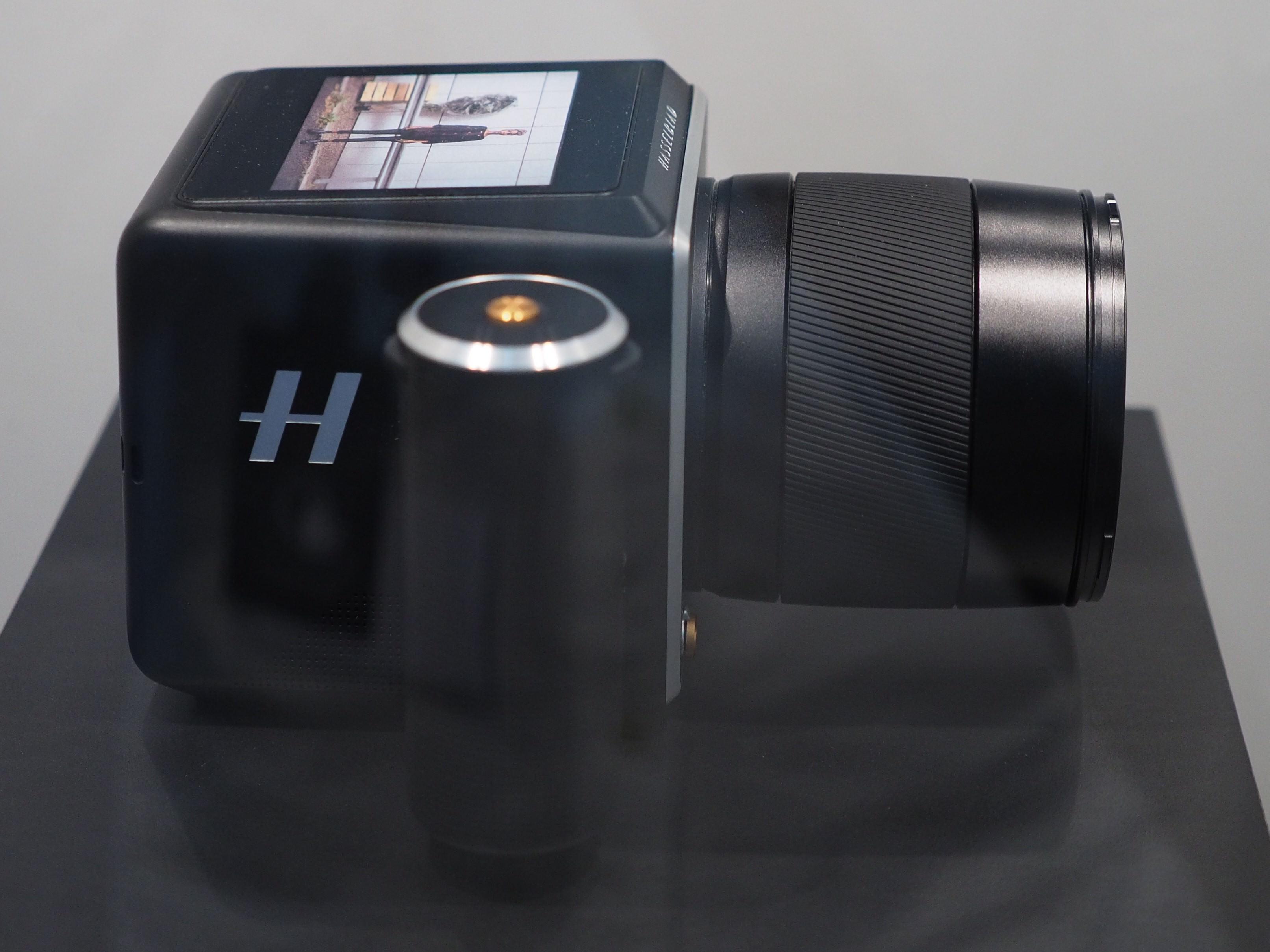 Hasselblad X1D 4116 Edition and V1D Prototype   ePHOTOzine