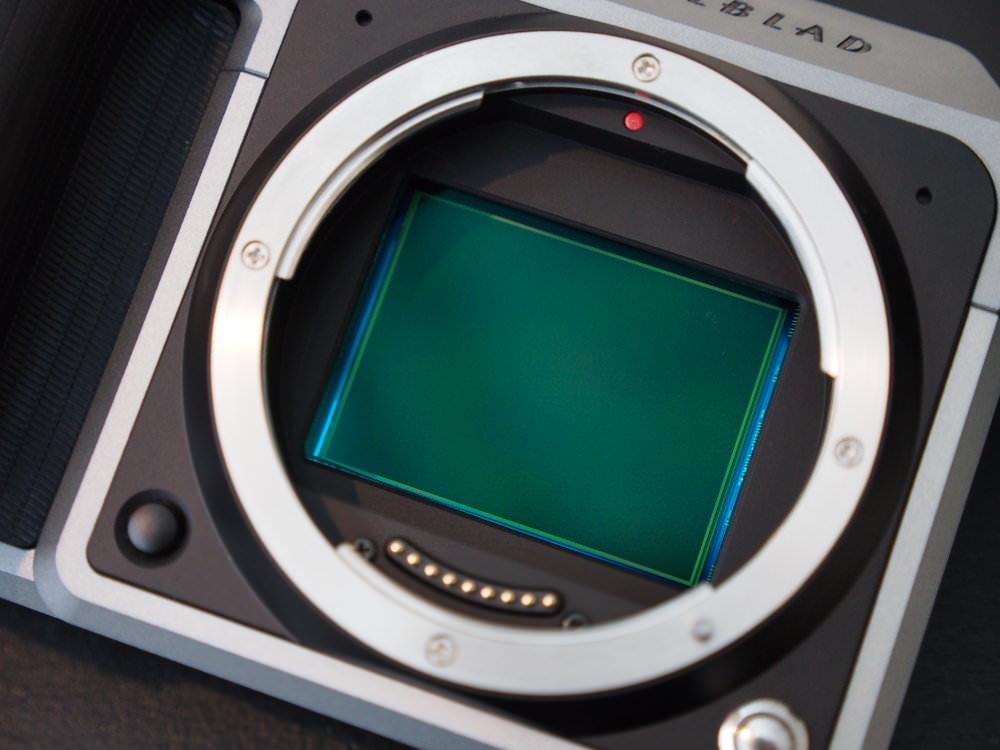 Hasselblad X1d Sensor Close Up P6210190