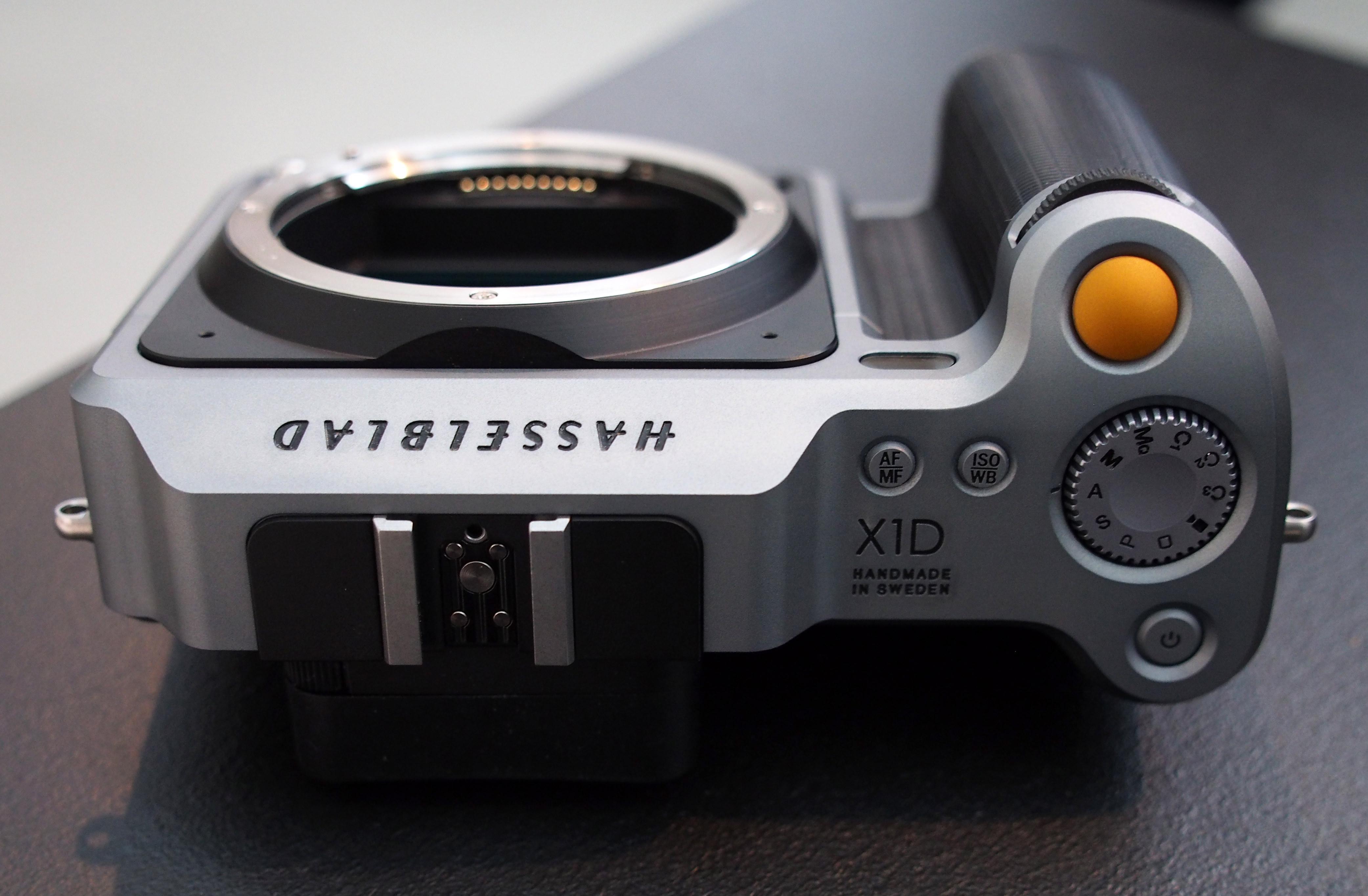 Hasselblad X1D-50c Hands-On Preview   ePHOTOzine