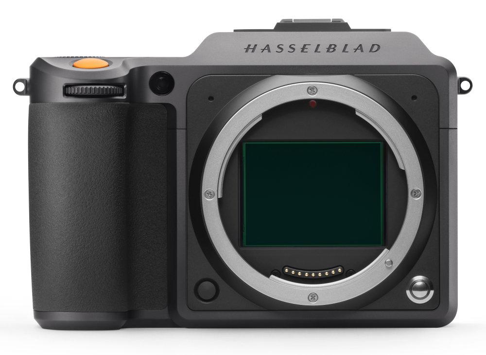 Hasselblad X1D II Front Sensor White