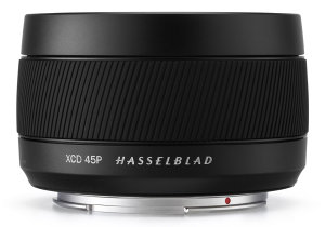 Hasselblad XCD 4/45P Auto Focus Lens Announced