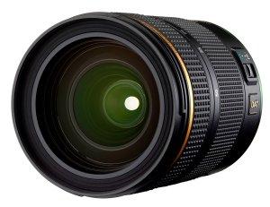 HD Pentax-DA* 16-50mm f/2.8 ED PLM AW Lens Announced