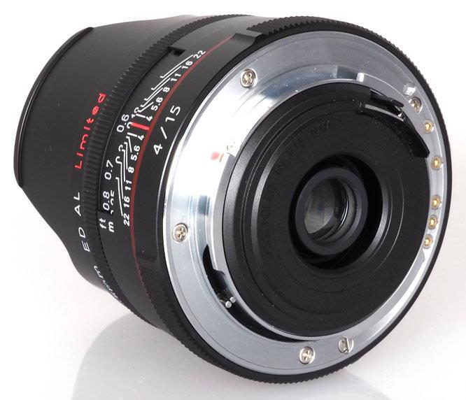 hd pentax da 15mm f 4 ed al limited lens review