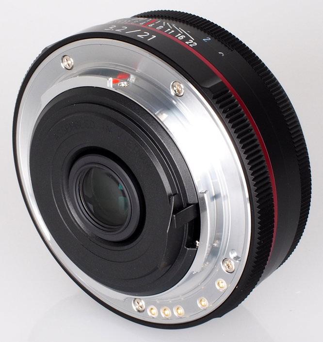 HD Pentax DA 21mm F3 2 AL Limited Black (4)