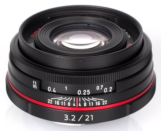 HD Pentax DA 21mm F3 2 AL Limited Black (5)