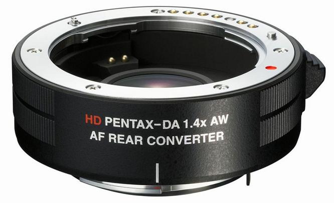 Pentax-DA 1.4x Rear Converter