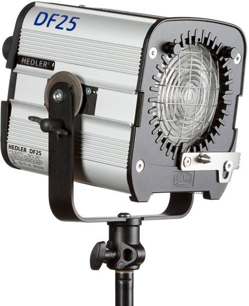 Hedler DF25 HMI Fresnel Spotlight