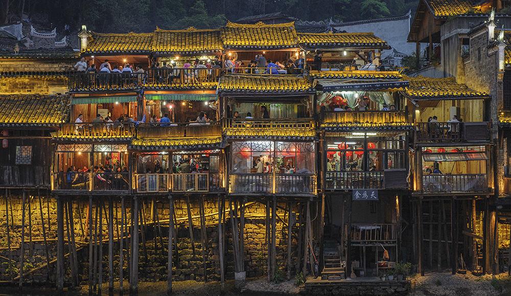 Night Photography 1st Place, Peng Li, China