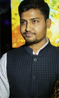 Anurag Kumar, HIPA Winner 2014-2015