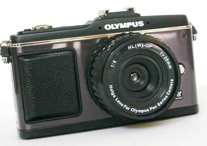 Holga Lens HLW-OP