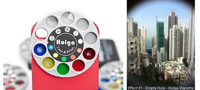 Holga iPhone Lens Filter