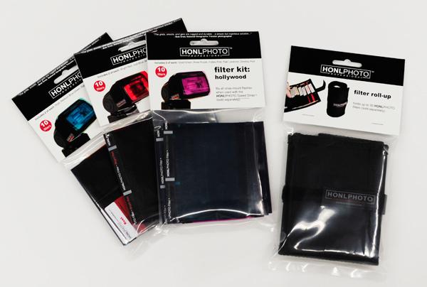 Honl Photo Creative Filter Starter Kit