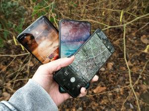 Honor View20 Vs Huawei Mate 20 Pro Vs Huawei P20 Pro