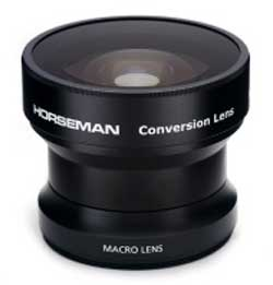 Horseman Superwide/Macro Conversion Lens
