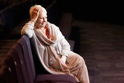 Dame Judi Dench portrait
