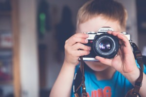 How To Get Kids Interested In Photography