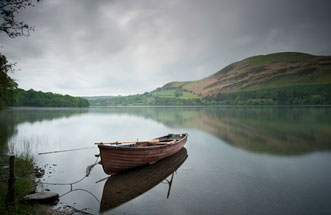 Loweswater, multi exposure to remove ripples