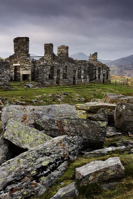 Snowdonia, Wales,