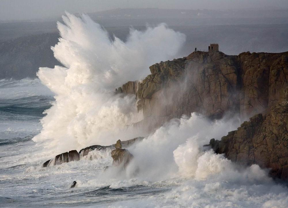 Lands End Storm