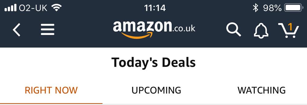 Get Deal Notifications & Watch Deals