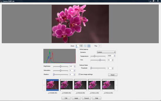 Fine Tune Colour Temperature in Corel PaintShop Photo Pro X3