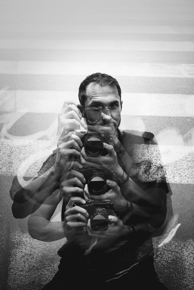 Photographer Philipp Reinhard Multiple Exposure