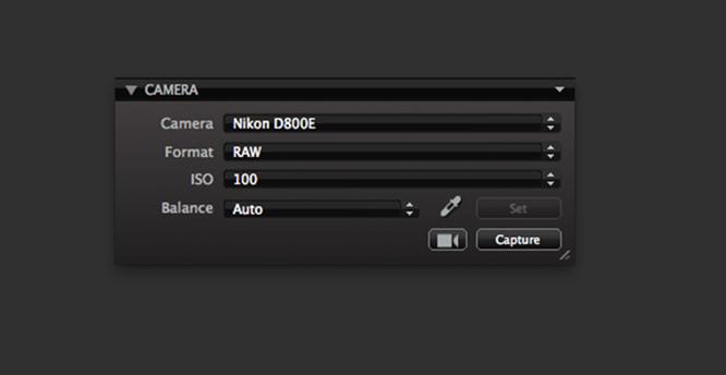 Adjust the camera exposure settings