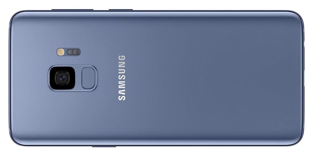 Samsung Galaxy S9 Rear