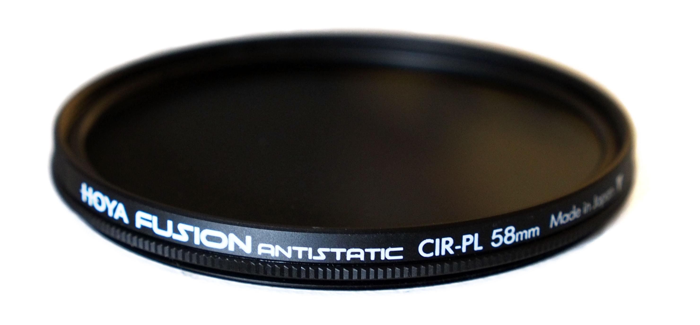 Hoya 37 mm Fusion Antistatic UV Filter