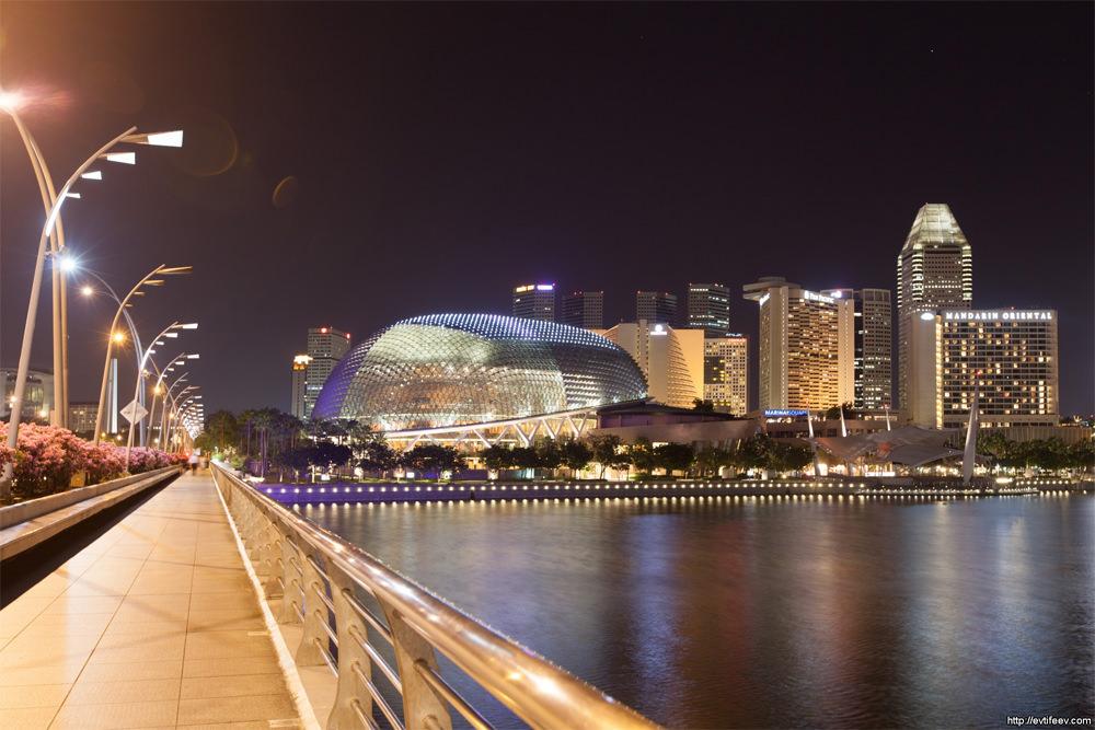 Singapore Opera House