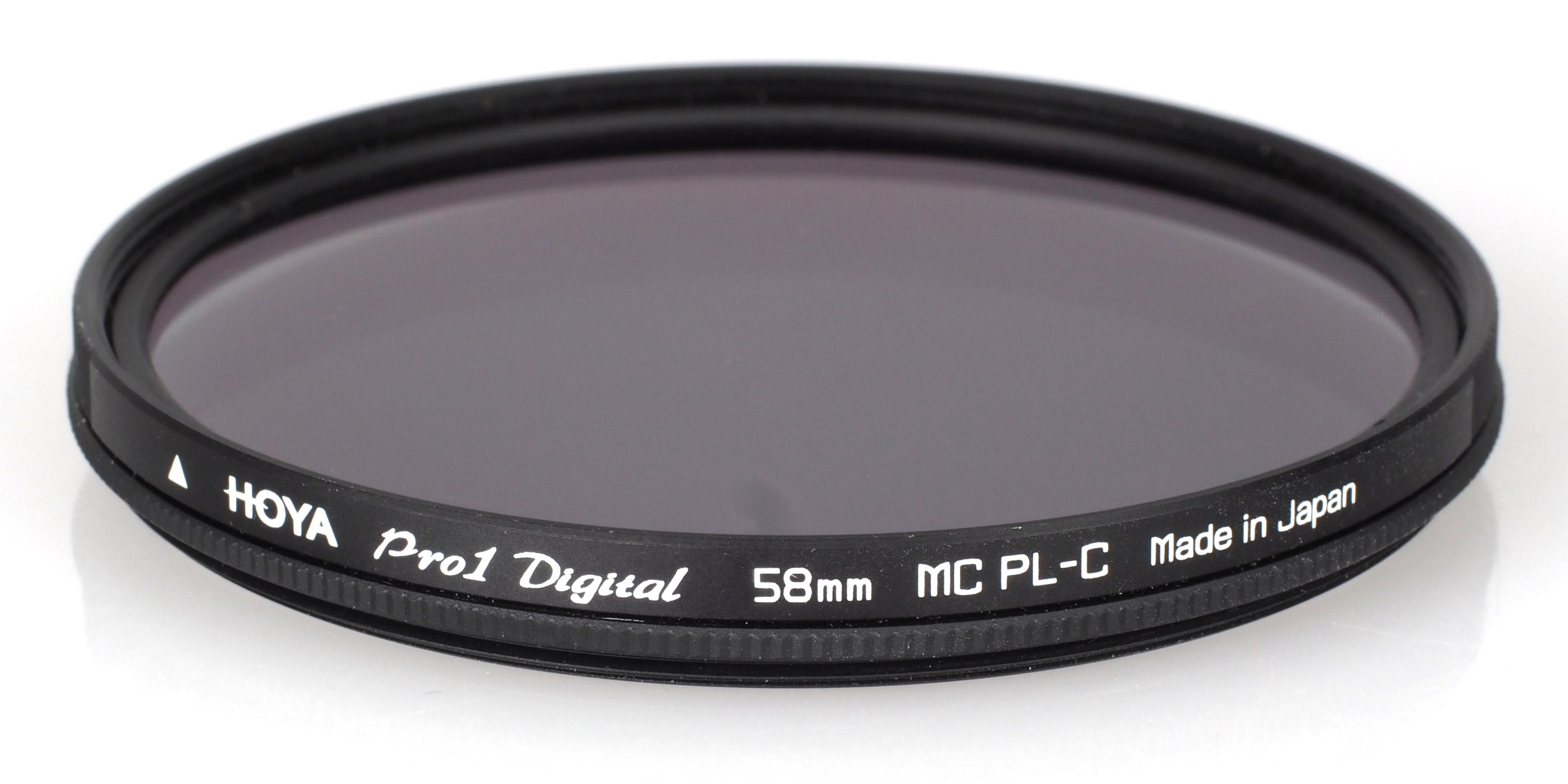 /Clear PL-CIR 67/mm polarising Filter/