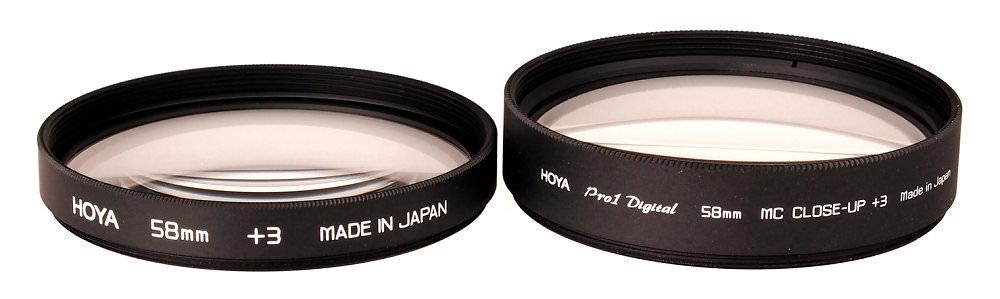 Hoya PRO1 Digital Filter Close Up Filters