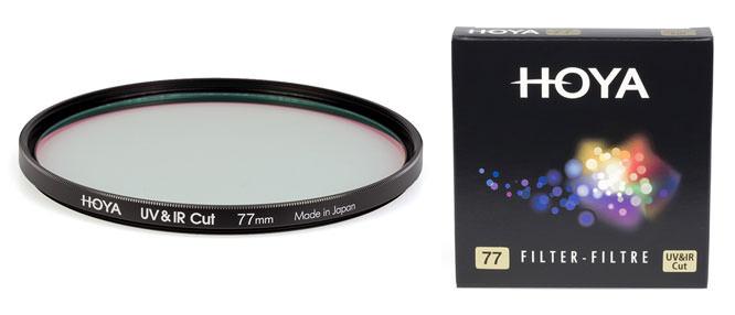 Hoya UV & IR filter
