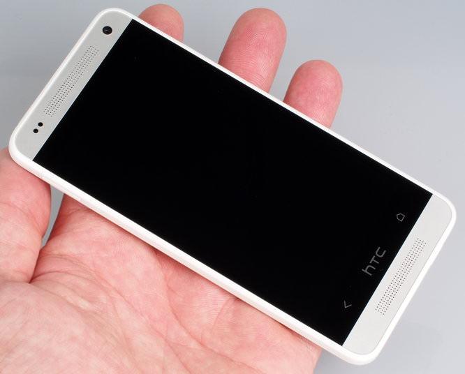 HTC One Mini Silver (1)