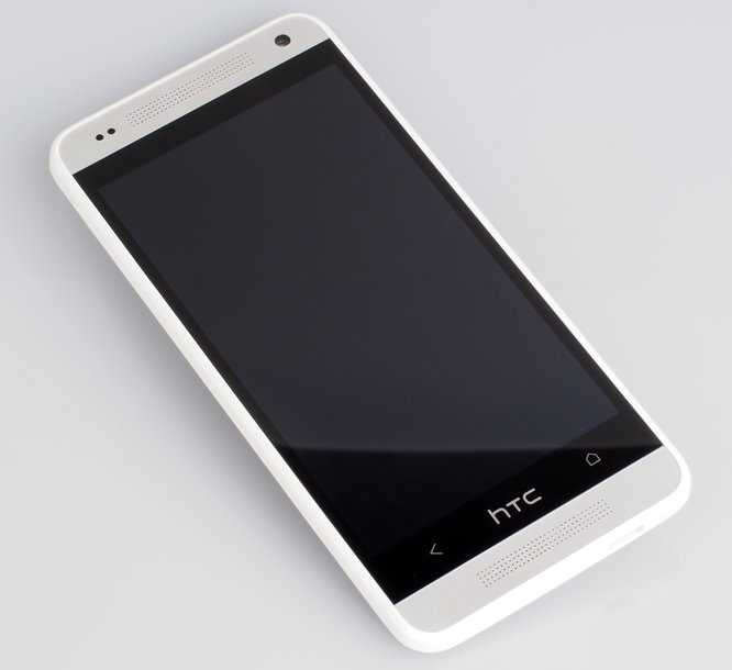 HTC One Mini Silver (2)