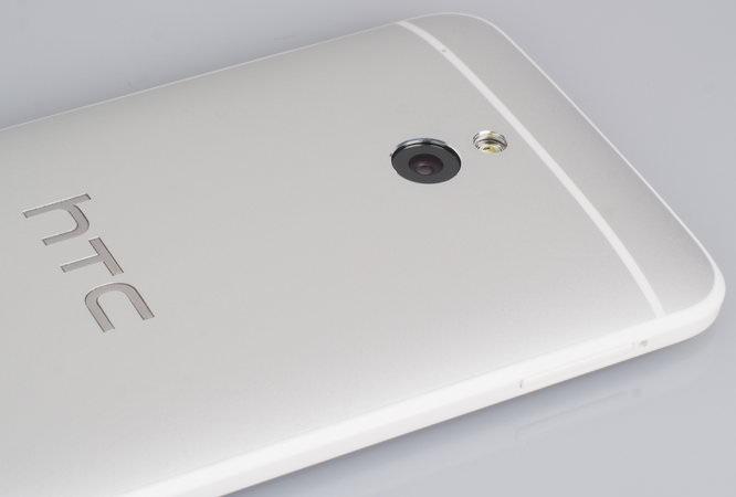 HTC One Mini Silver (8)