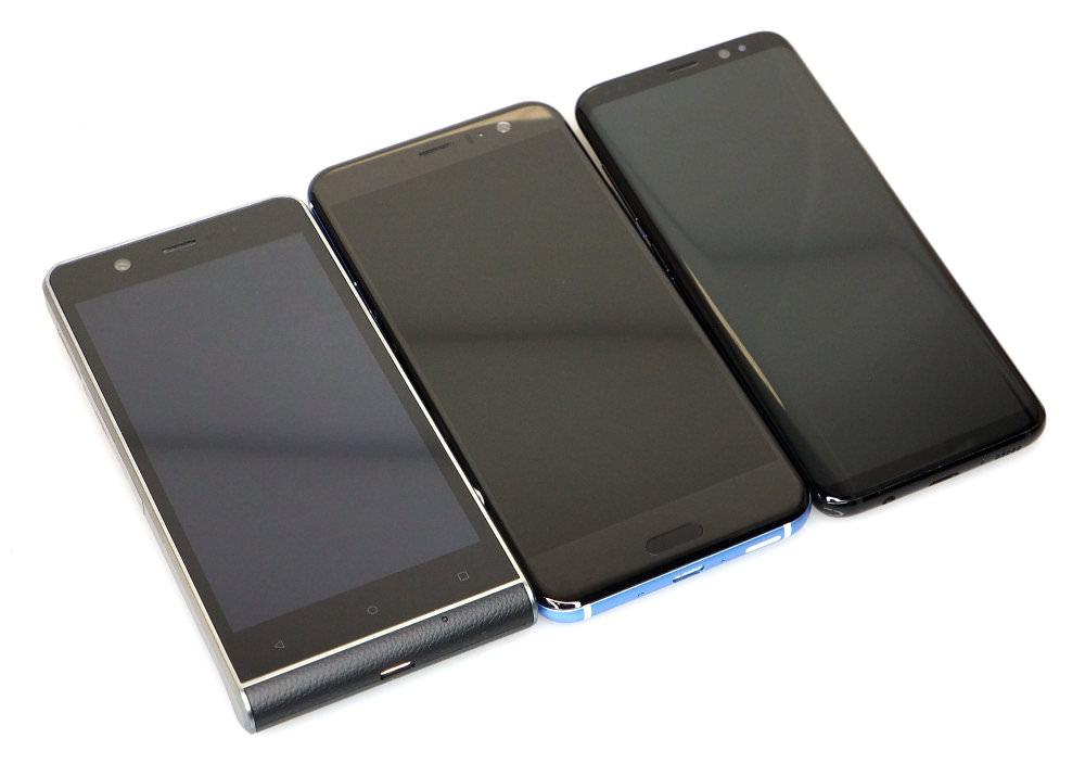 Kodak Ektra HTC U11 Samsung S8 (2)