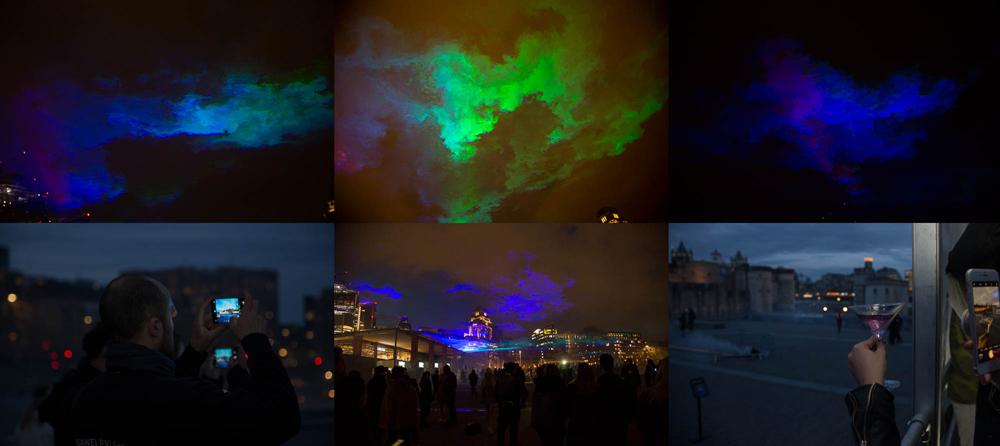 Huawei London Lights