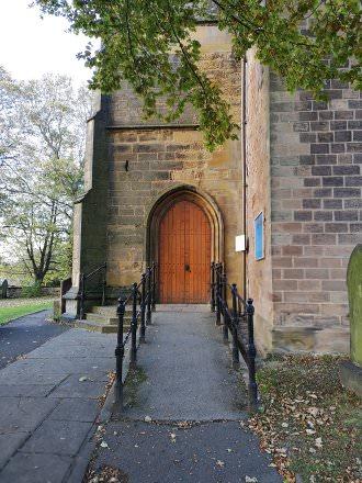 Church Door | 1/50 sec | f/1.8 | 4.0 mm | ISO 100