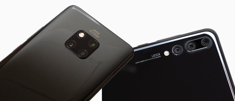 Huawei Mate 20 Pro Vs Huawei P20 Pro