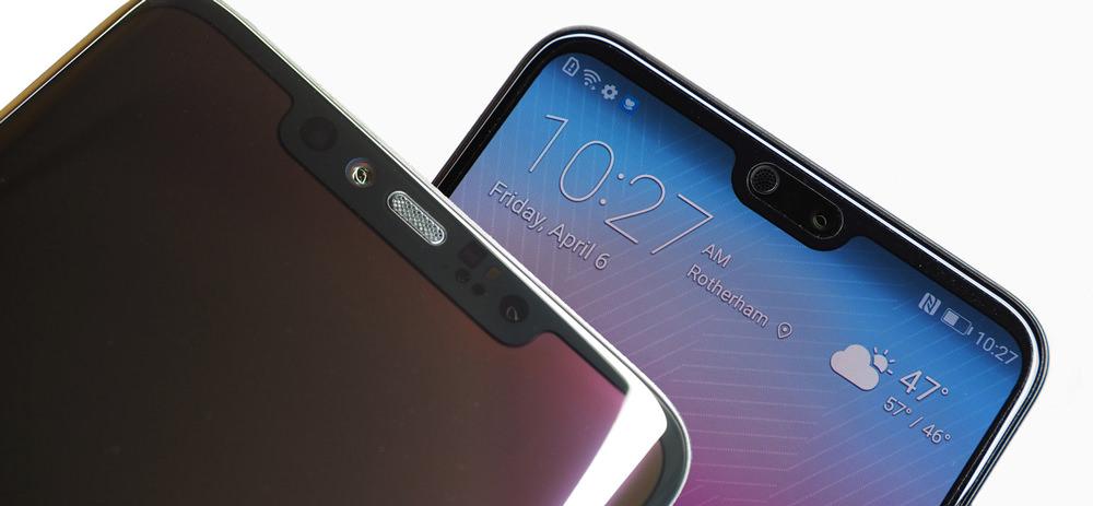 Huawei Mate20 Pro & Huawei P20 Pro