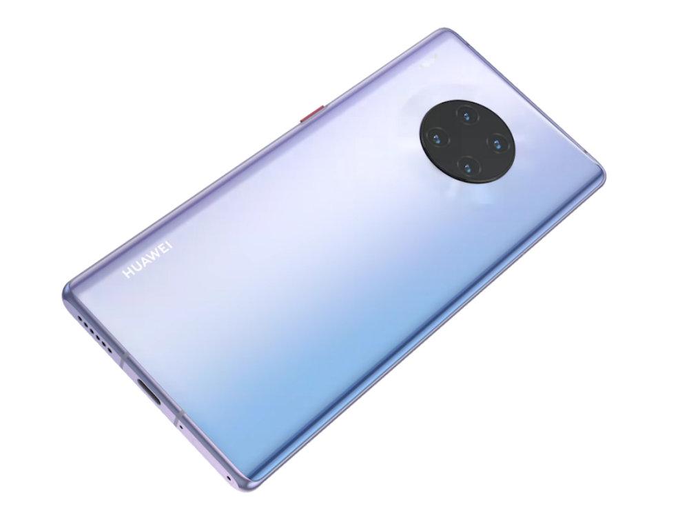 Huawei Mate 30 Pro Rear