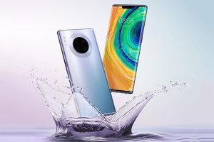 Huawei Mate 30 Series Smartphones Announced