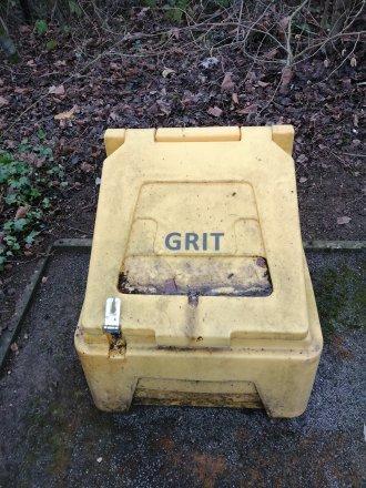 Grit Bin | 1/168 sec | f/1.8 | 3.6 mm | ISO 50