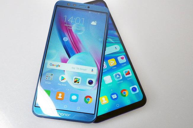 Huawei P Smart 2019 Vs Honor 9 Lite