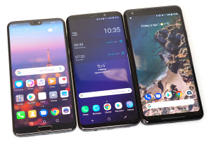 Huawei P20 Pro Vs Google Pixel 2 XL Vs Samsung S9 Plus: Which Should I Buy?
