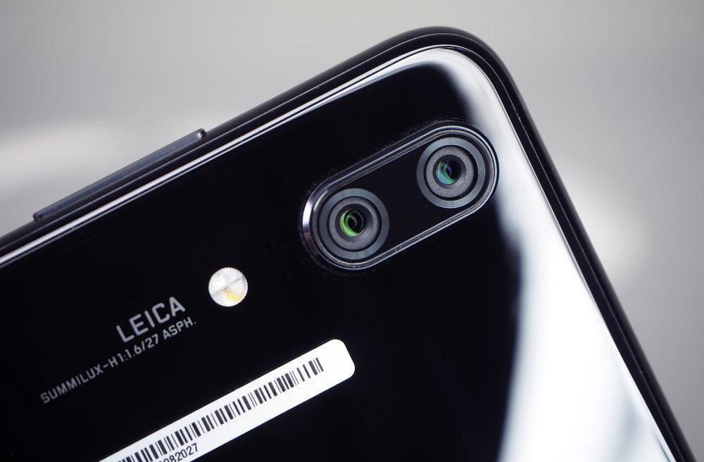Huawei P20 Black (3)